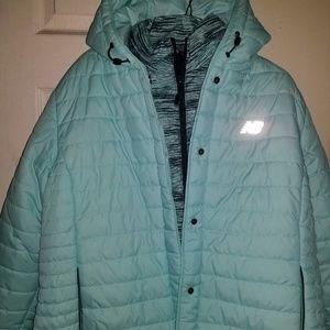 18e6d25d402e4 New Balance Jackets & Coats - Ladies new balance winter jacket